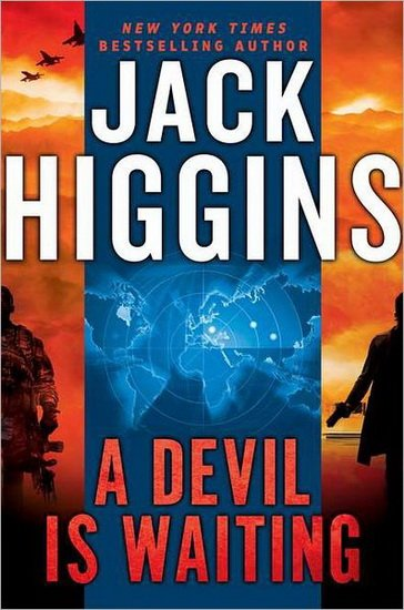 A devil is waiting, le nouveau Jack Higgins dans Actualites A-devil-is-waiting